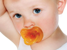 Hevea Star&Moon Pacifier