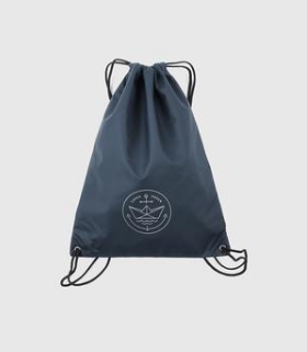 Gymsack Blue Waterproof