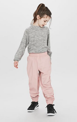 Waterproof Ocean Pants Rose