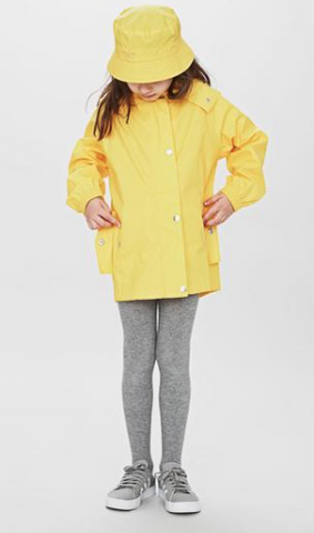 Raincoat Sail Yellow