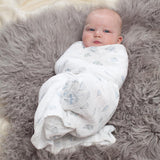 Classic Swaddles Night sky 4-pack