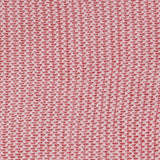 Organic Knitted Baby Blanket One Size Blossom Pink