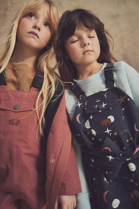 EVENING STAR WATERPROOF DUNGAREES