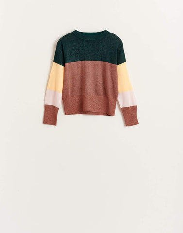 DEBAT Knitted Sweatshirt | GIRL