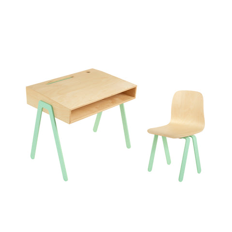 Kids Desk & Small Chair