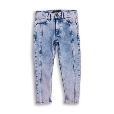 EMMA Pink Snow Wash Jeans Girls