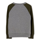 HANK DARK HEATHER GREY
