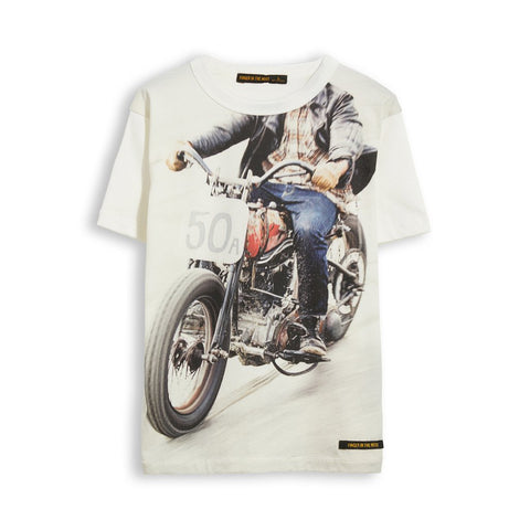 Kid Off White 50A Short Sleeves T-Shirt