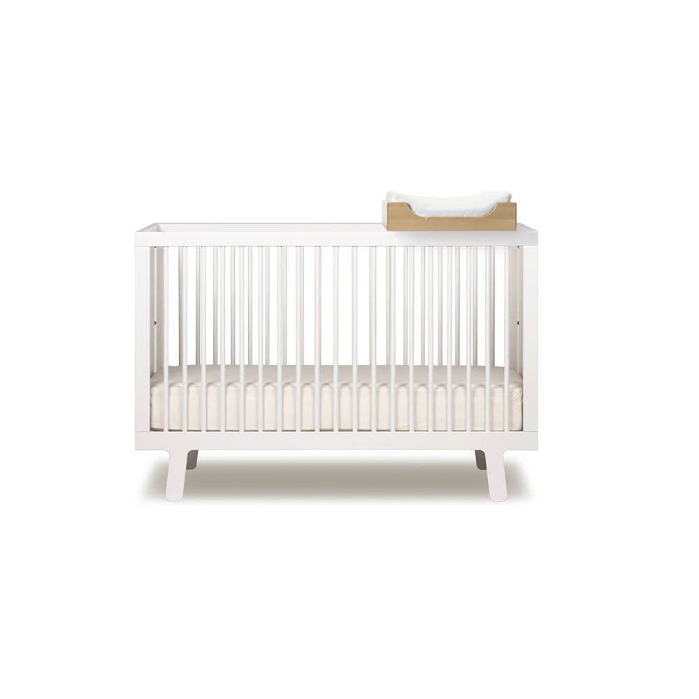Sparrow Cot Bed White