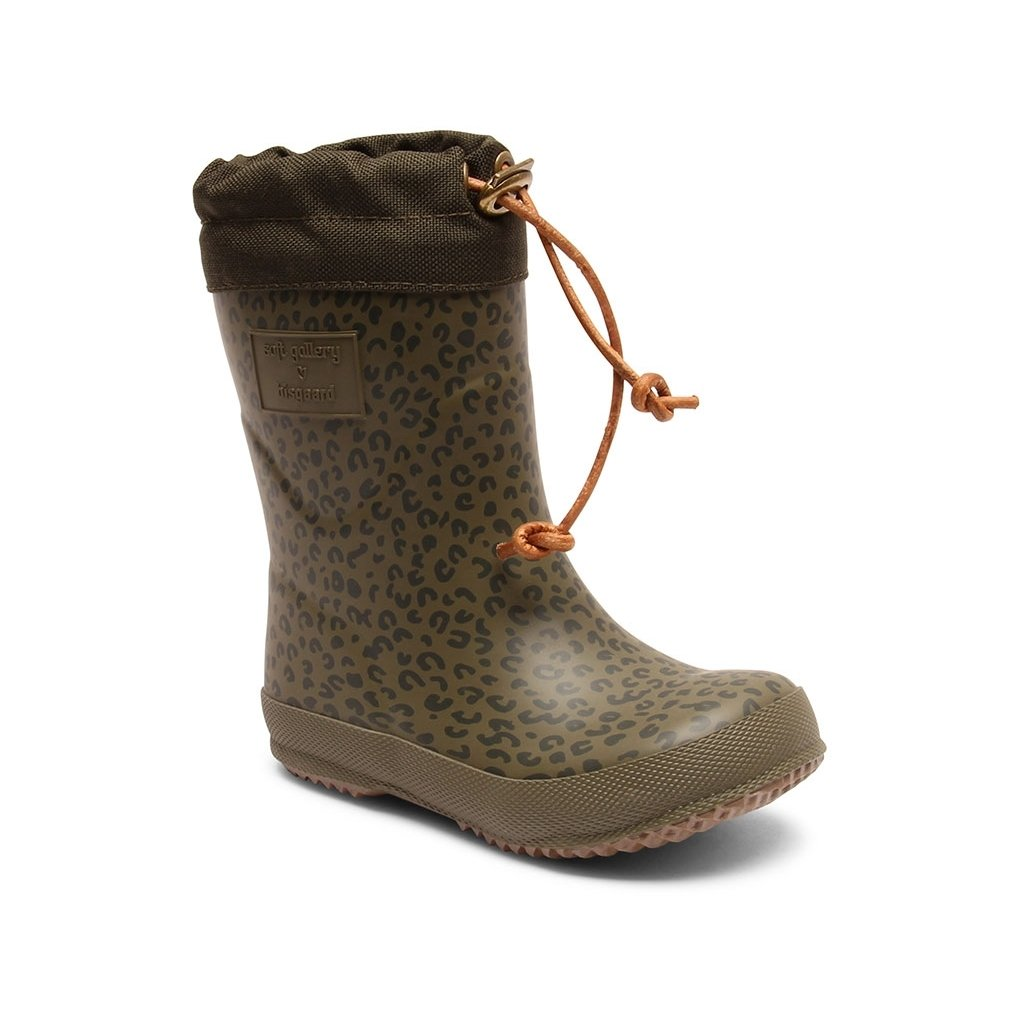 Thermo Rubber Boots - Green