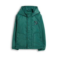 Stan Green Hooded Jacket