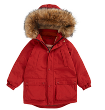 TOASTIE NORTH STAR PARKA(PERSIMMON)