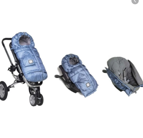 Universal blanket for strollers and carseat
