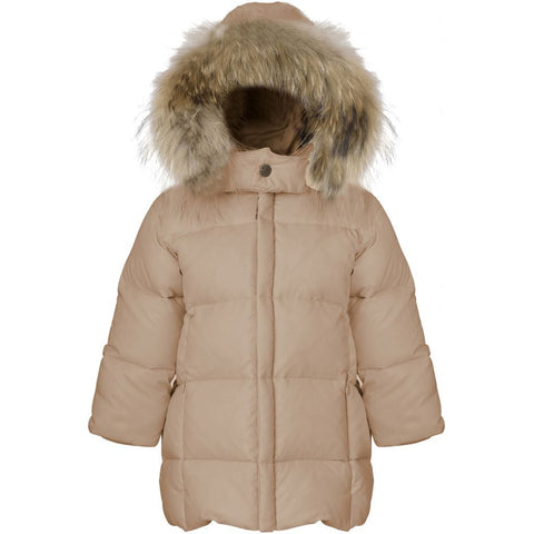 Featherlight Baby Girls Coat