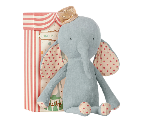 Circus Friend Elephant With Hat