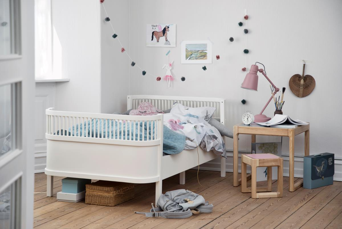 Junior And Grow Bed  ★Pre Order (1-2 Weeks)