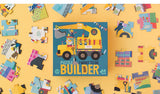 I Want To Be  ... Builder Puzzle