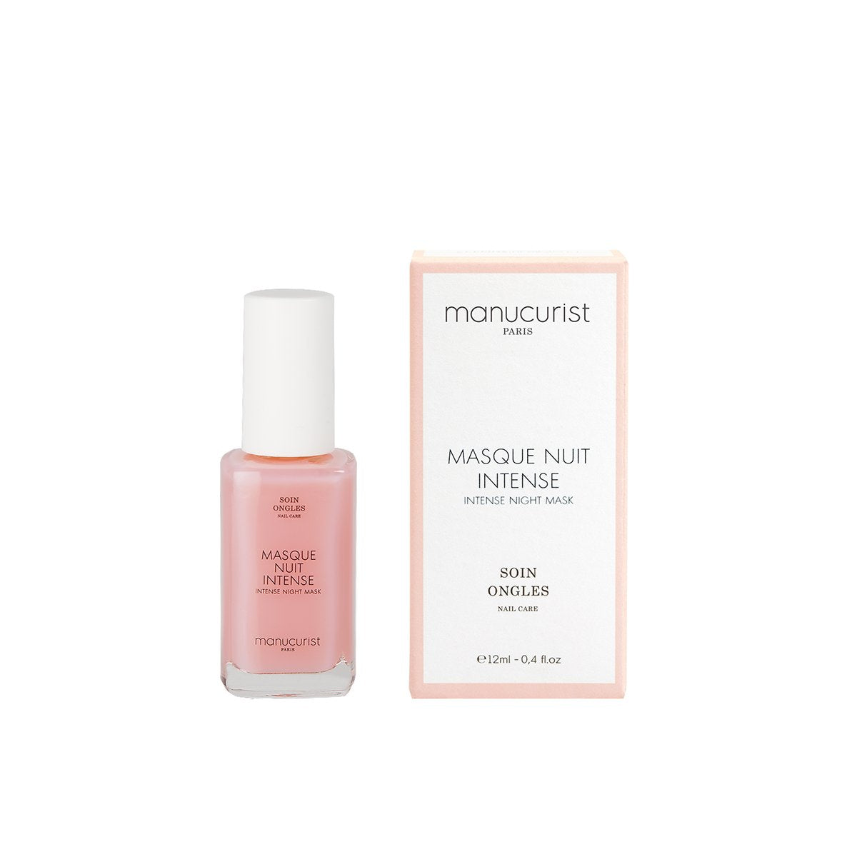 MANUCURIST PARIS intense night mask