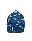 Mini Backpack Blue Rabbits