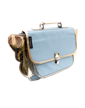 Mini Winged Sky Blue Schoolbag
