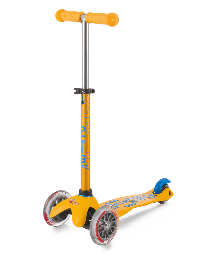 Micro - Mini Deluxe Scooter - Apricot