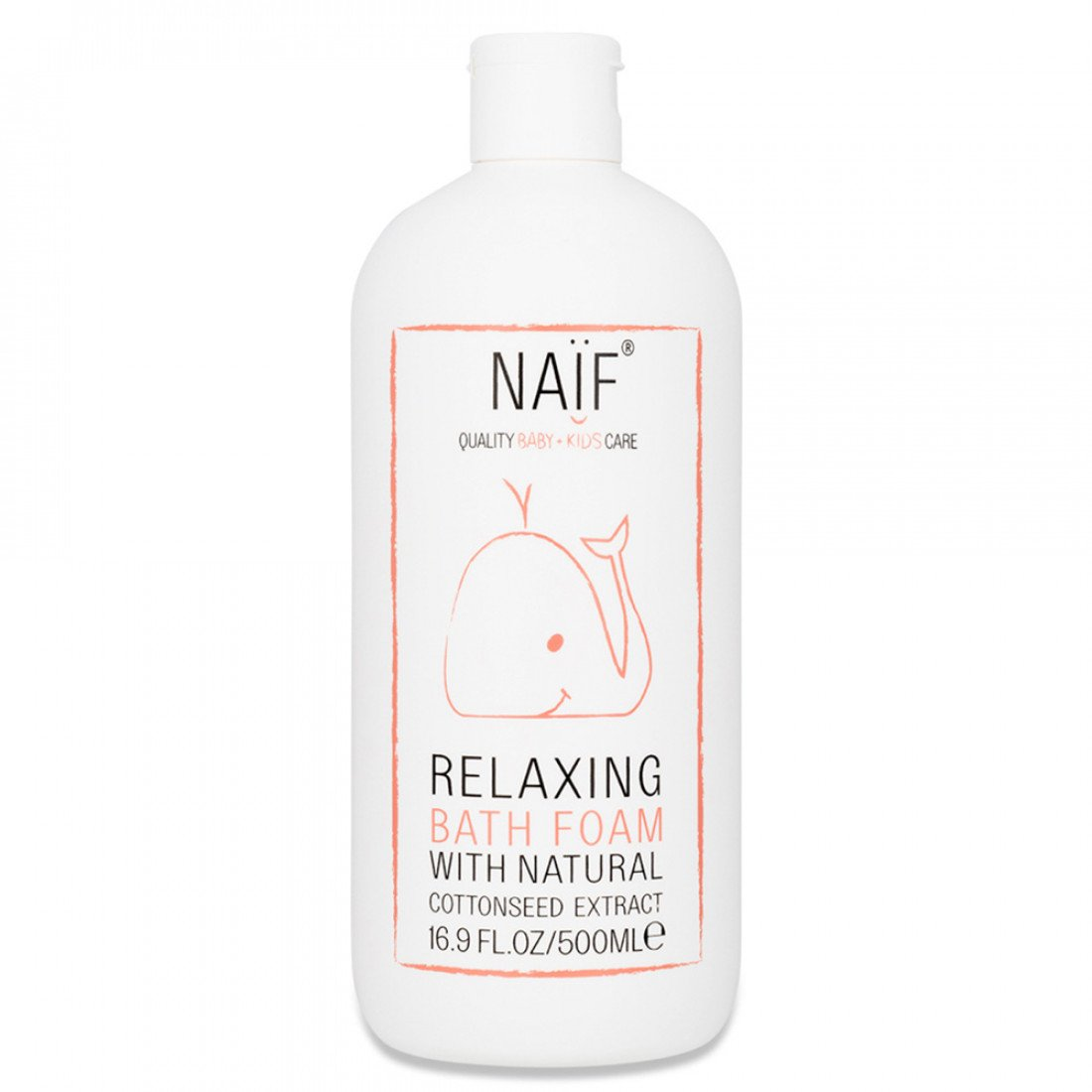 NAIF RELAXING BATH FOAM