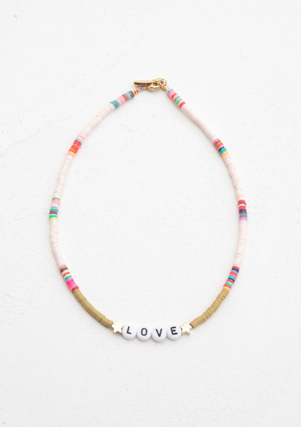 Necklace ☆LOVE☆ | WOMEN