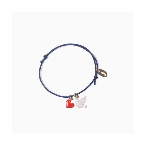 Bracelet Paris Amour Small