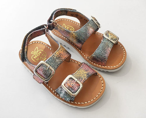 Waff 2B Metal Multi Sandals