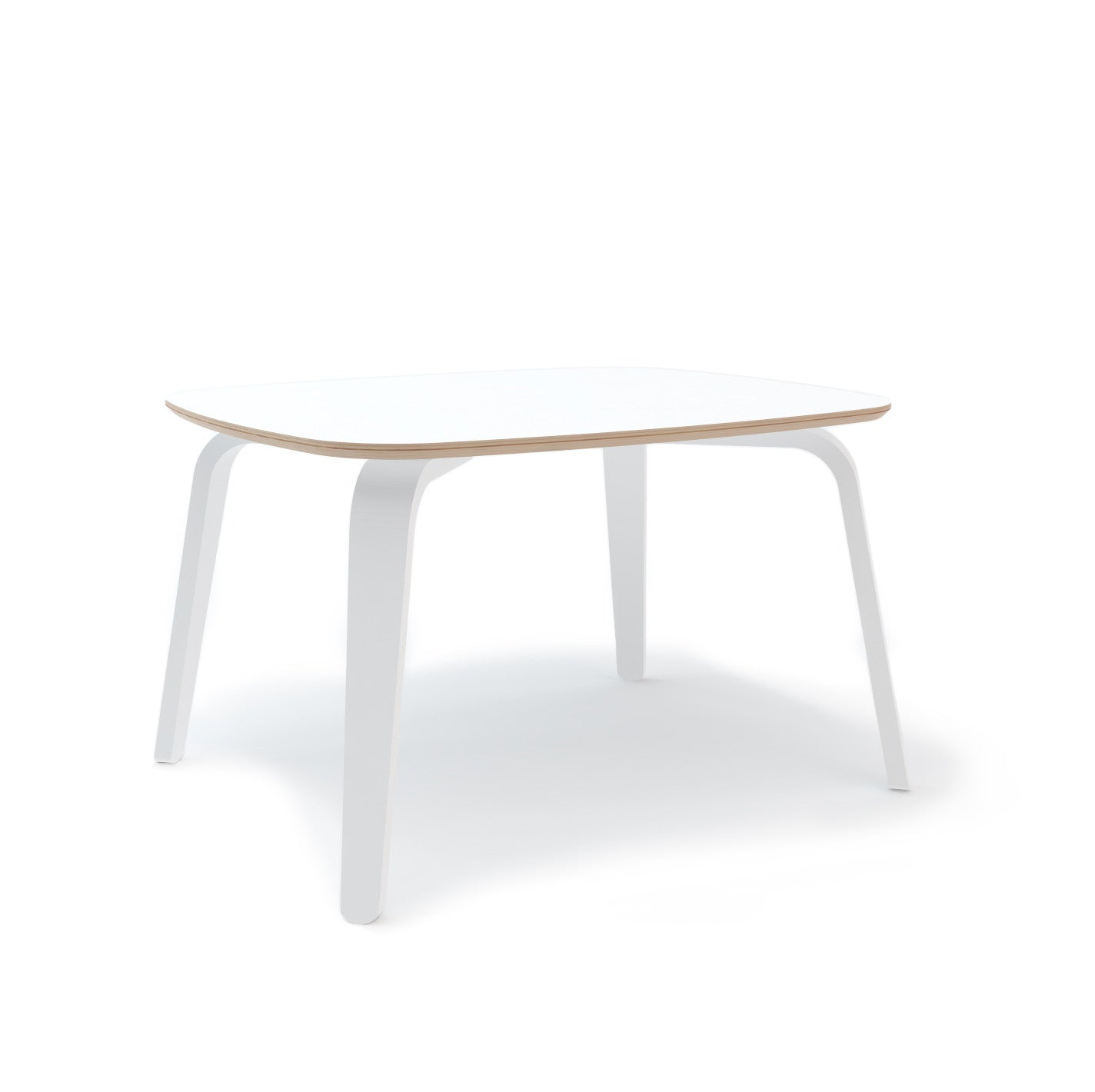 Play Table Desk White