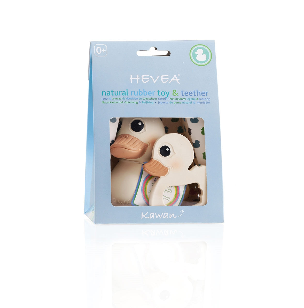 Kawan Natural Rubber Toy & Teether