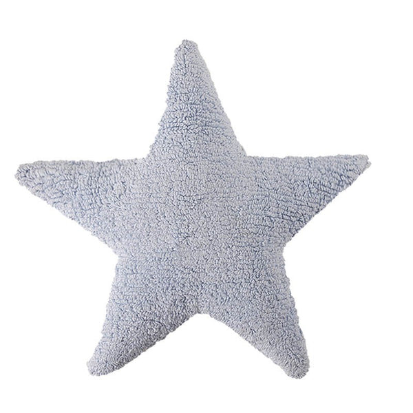 Star Blue Pillow