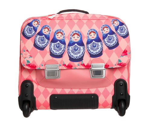 Wheeled Itbag Matroushka