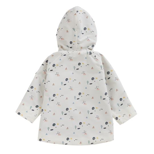 COASTAL WOODLAND WATERPROOF RAINCOAT