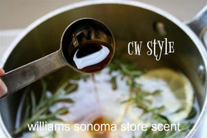 "Williams Sonoma Store Scent ""All in One"" Blend!"