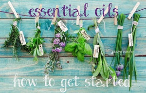 How to Get Started using Pure Essential Oils