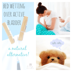 Bed Wetting and Over Active Bladder