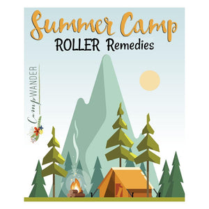 5 Summer Vacation Roller Remedies