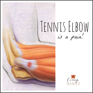 Tennis Elbow is a Pain