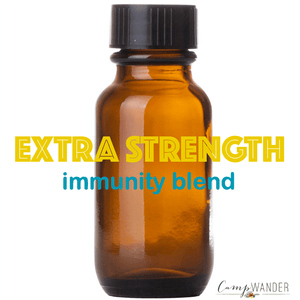 DIY Extra Strength Immunity Blend