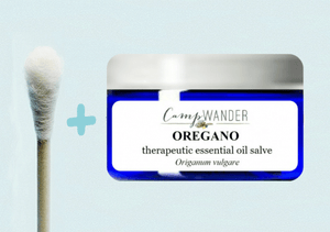 Safe Skin Tag and Wart Removal with Oregano Salve