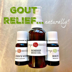 Get Gout Relief Naturally