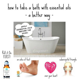 My Safer, Smarter Bath Protocol