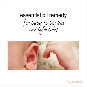 Ear Infection Remedy for Kids