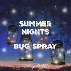 Summer Nights Bug Spray