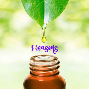 5 Reasons to Start Using Essential Oils