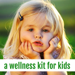 Kid Friendly Wellness Remedy Collection