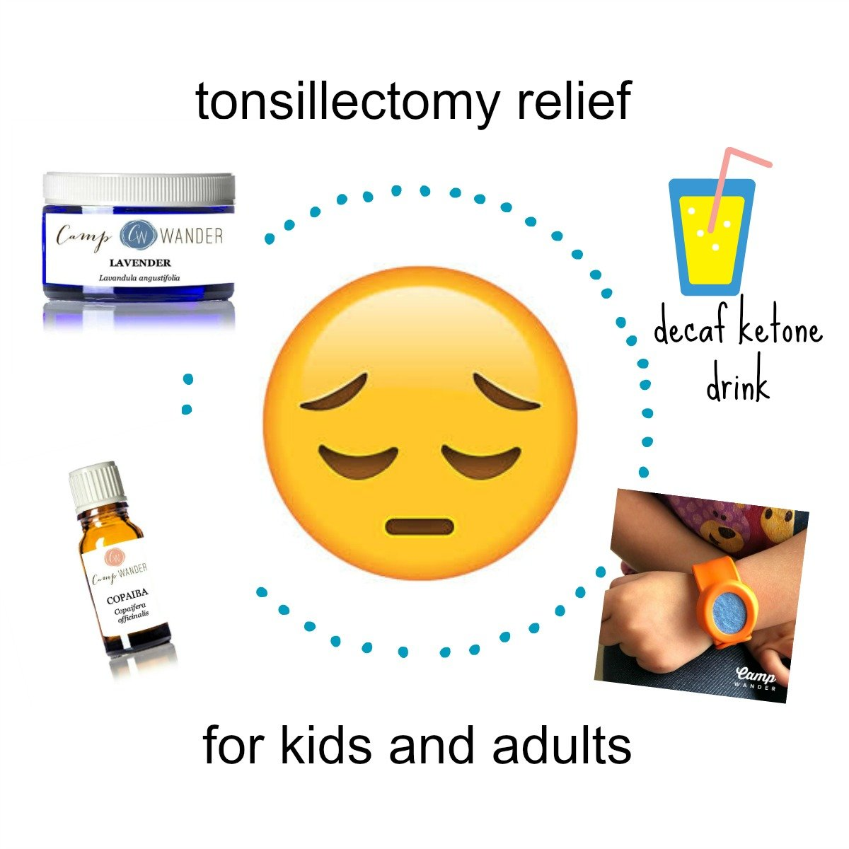 4 Kid Friendly Ideas for Tonsillectomy Pain