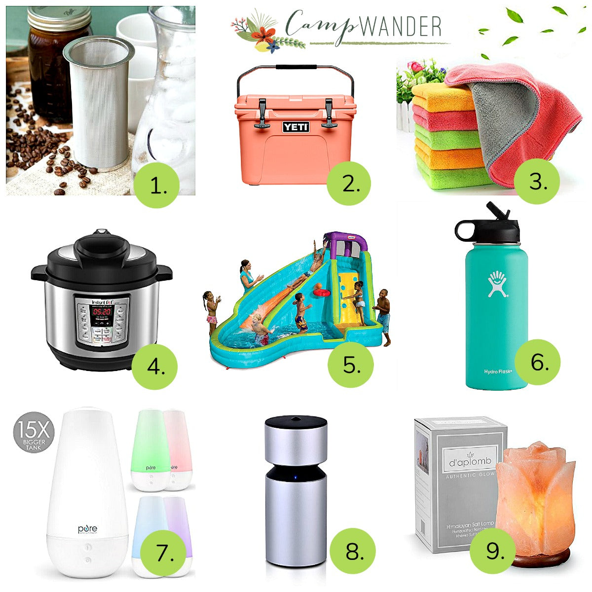 Uber Cool Mother\'s Day Gift Ideas for Mom - Camp Wander