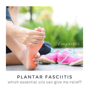 Plantar Fasciitis is a Pain!